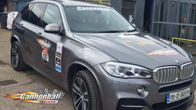 Cannonball Supercar Roadtrips Accepted Car 2017