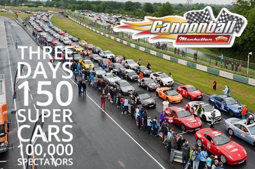 3 days 150 best supercars