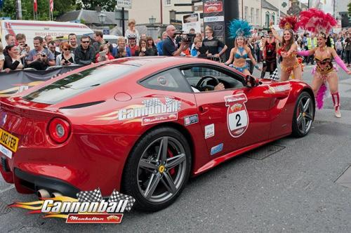 beautiful ferrari supercar 2013