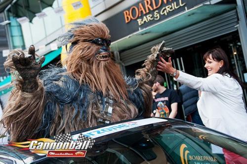 chewbacca supercars world best