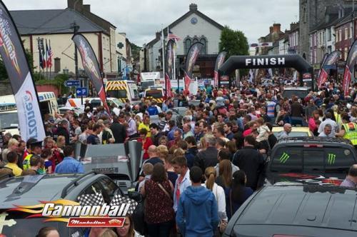 finish line ireland supercars