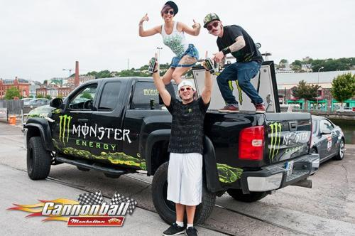 monster jeep supercars show
