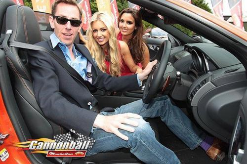 ryan and girls supercar