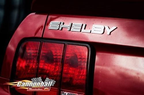 shelby supercar