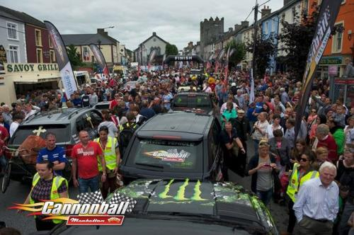 tullamore crowds supercars
