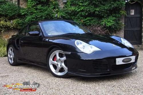 120 Porsche 911 Turbo