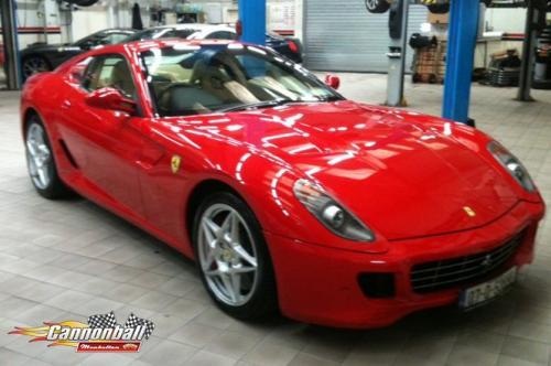 40 Ferrari599