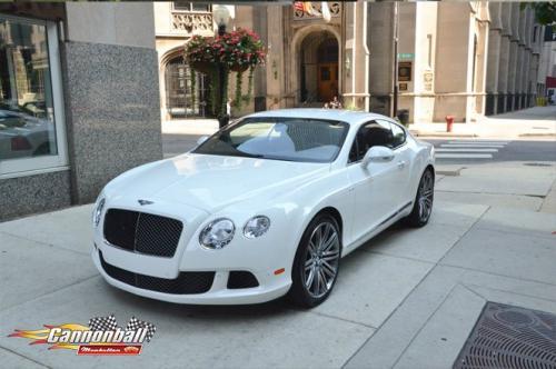 43 Bentley GT Speed