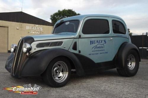 90 Ford Hotrod