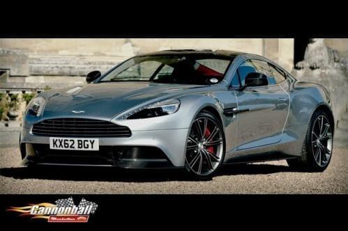 B Aston Martin Vanquish