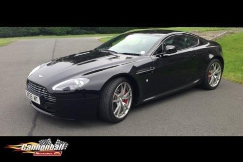 B Aston Martin Vantage