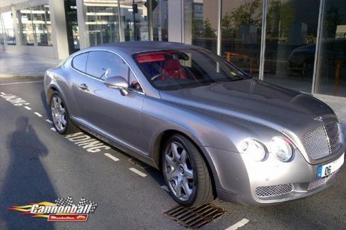 B Bentley Contental GT