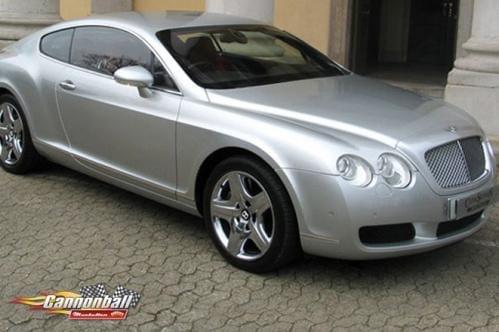 B Bentley GT