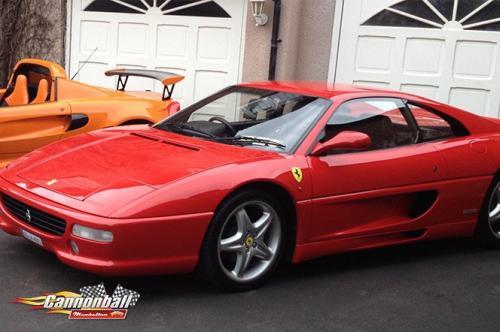B Ferrari F355 F1