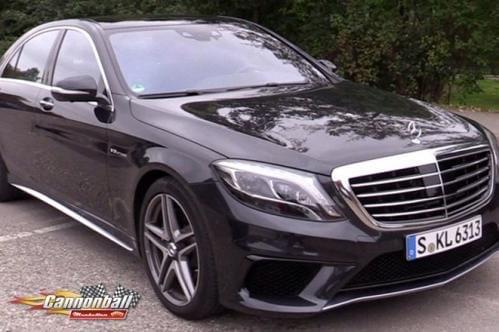 B Mercedes amg 63
