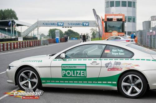 C Audi A5 Interceptor