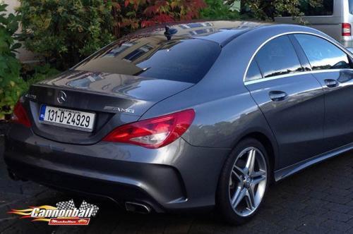 C Mercedes CLA AMG