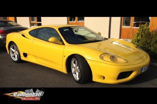Ferrari360 modena