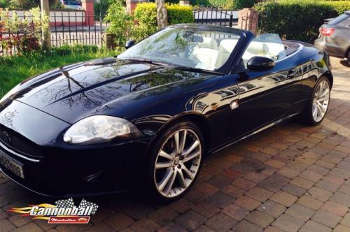 JaguarXk cabriolet