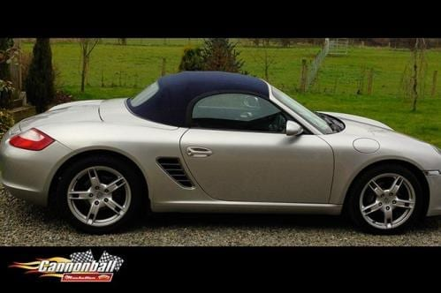 PorscheBoxster S