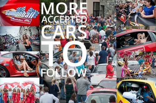 more accepted cars to follow