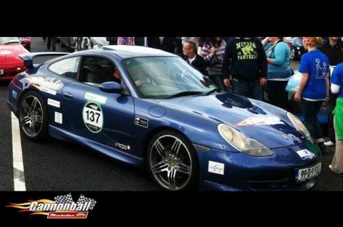 porsche 996 C