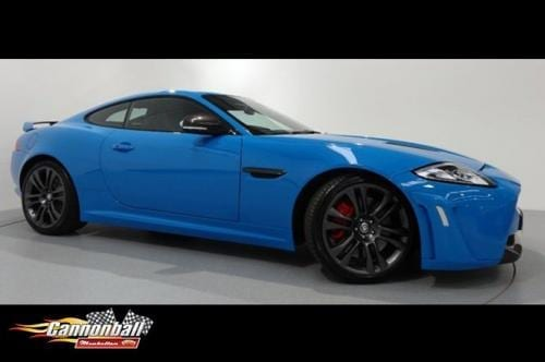 xkrs french racing blue