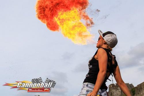 Cannonball 2014 100