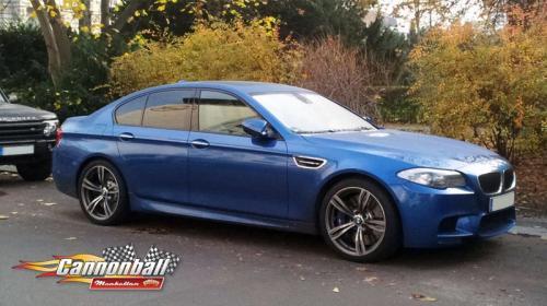 BMW M5 Eamon Cullen